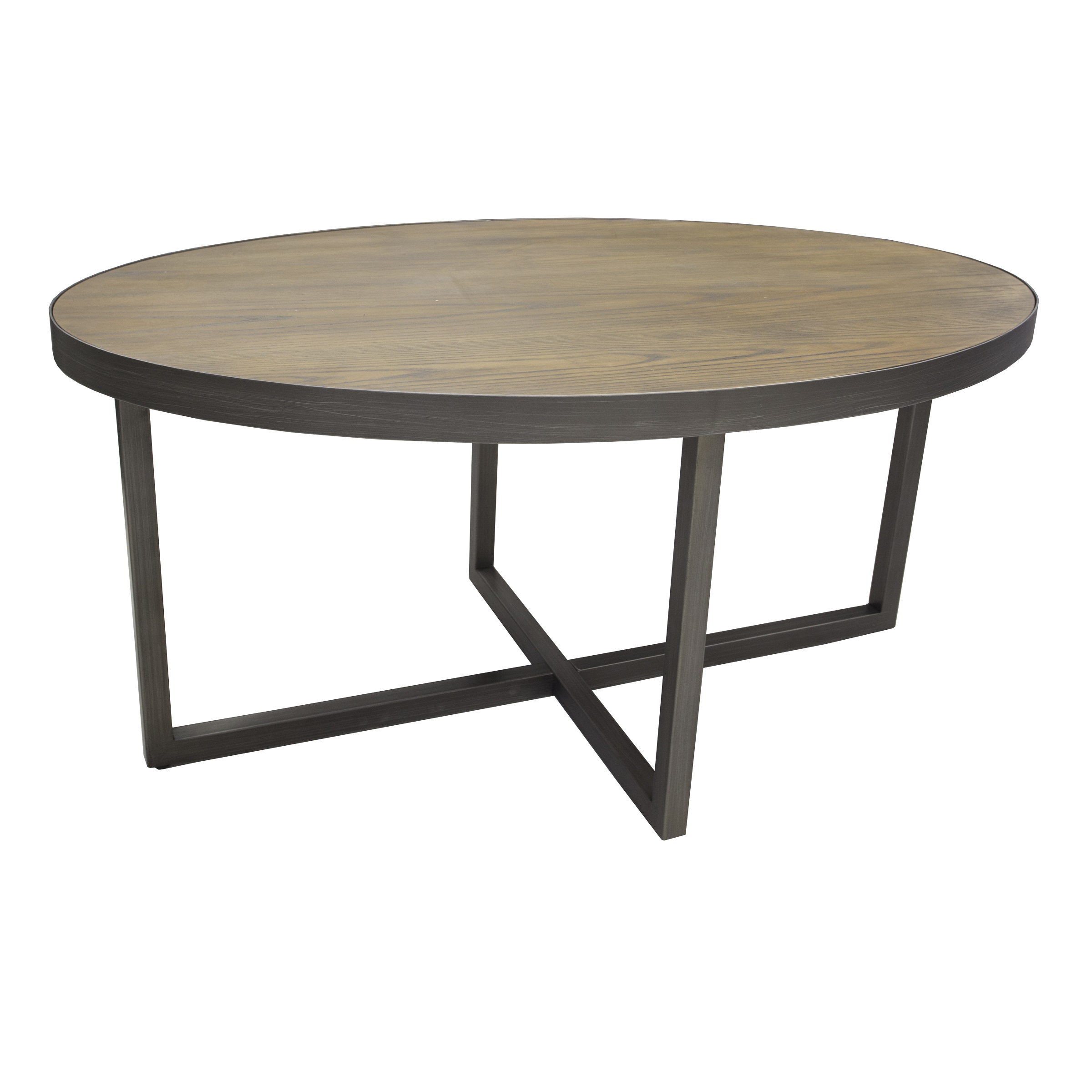 Clayton Coffee Table: Lux Furniture Rentals